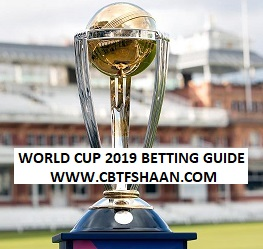 Mission Icc World Cup 2019 Cricket Betting Preview Before Series for Punters and Bookies to win big