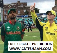 Cricket Betting Tips Free of Icc World Cup Australia Vs Bangladesh Match 20th June 2019 At Nottingham