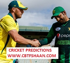 Cricket Betting Tips Free of Icc World Cup Australia Vs Pakistan Match 11th June 2019 At Taunton