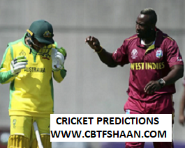 Cricket Betting Tips Free of Icc World Cup Australia Vs West Indies Odi Match 6th June 2019 At Nottingham