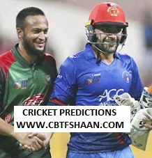 Cricket Betting Tips Free of Icc World Cup Bangladesh Vs Afghanistan Match 24th June 2019 At Southampton