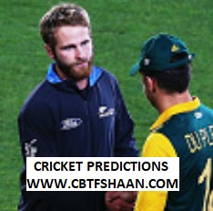 Free Cricket Betting Tips of Icc World Cup NewZealand Vs South Africa Match 19th June 2019 At Taunton