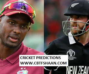Free Cricket Betting Tips of Icc World Cup West Indies Vs Newzealand Match 22nd June 2019 At Manchester
