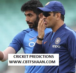 Free Cricket Betting Tips of Icc World Cup 1st Semi Final Match India Vs Newzealand9th July 2019 At Manchester