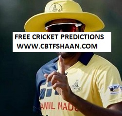 Cricket Betting Tips Free of Dindigul Dragon Vs Chepauk Super Gillies of 11th August 2019 At Tirunelveli