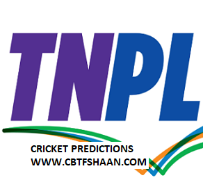 Cricket Betting Tips Free of Tuti Ptriots Vs Chepauk Super gillies of 9th August 2019 At Tirunelveli