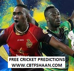Free Cricket Betting Tips Online Help and Guide from Cbtf Shaan of  Mission Cpl T20 2019 Or Carribean Premier League T20 2019 Betting Preview before series for Punters & Bookies To Win Big.
