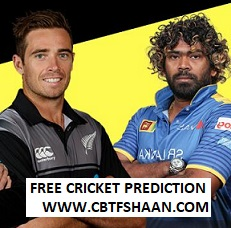 Cricket Betting Tips Free of Srilanka Vs Newzealand 2nd t20 3rd August 2019 At Pallekele