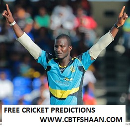 Cricket Betting Tips of St Kitts Vs St Lucia Cpl t20 15th Sep 2019 At St Kitts