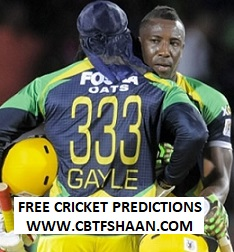 Cricket Betting Tips Free of Trinbago Knight Riders Vs Jamaica Tallawahs Cpl t20 7th Sep 2019 At Trinidad