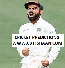 Free Cricket Betting Tips of 3rd Test India Vs Africa 19th Oct 2019 At Ranchi