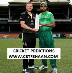 Free Cricket Betting Tips of 2nd T20 Australia Vs Pakistan 5th Nov 2019 At Canberra