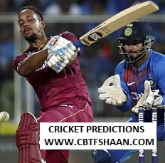 Cricket Prediction of 3rd T20 India Vs West Indies 11th December 2019 At Mumbai