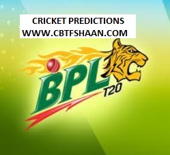 Free Cricket Prediction of Bpl T20 Khulna Titans Vs Chattogram Challangers 12th December 2019 At Dhaka