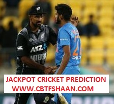 Free Cricket Prediction of 2nd T20 India Vs Newzealand 26th Jan 2020 At Auckland