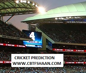 Free Cricket Prediction of Big Bash League T20 Adelaide Strikers Vs Sydney Sixers 8th Jan 2020 At Adelaide