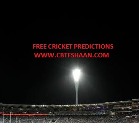 Free Cricket Prediction of Big Bash League T20 Melbourne Renegades Vs Perth Scorchers 7th Jan 2020 At Geelong