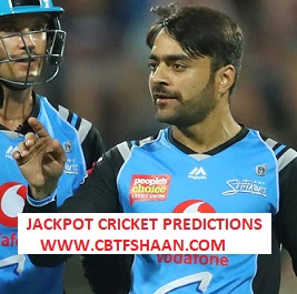 Free Cricket Prediction of Big Bash T20 Adelaide Strikers Vs Melbourne Star 22nd Jan 2020 At Adelaide