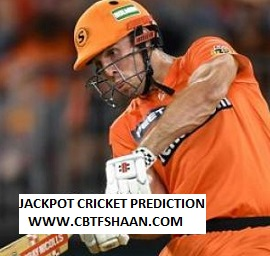 Free Cricket Prediction of Big Bash T20 Perth Scorchers Vs Melbourne Star 18th Jan 2020 At Melbourne