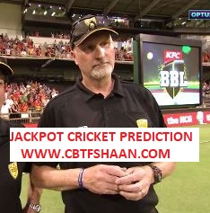 Free Cricket Prediction of Big Bash T20 Sydney Thunder Vs Perth Scorchers 26th Jan 2020 At Sydney