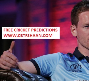 Free Cricket Prediction of England Vs Ireland Only Odi 30th July 2020 At  Southampton