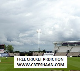 Free Cricket Prediction of England Vs West Indies 1st Test 8th July 2020 At Southampton