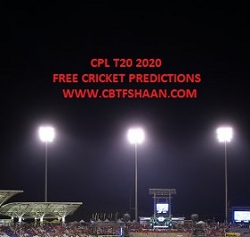 Mission Caribbean Premier League 2020 Jackpot Series Free Cricket Prediction And News