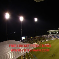 Free Cricket Prediction of Trinbago Vs St lucia Grand Finale Cpl T20 10th September 2020 At Trinidad