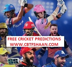 Mission Indian Premier League T20 2020 Jackpot Series Free Cricket Cup Winner Prediction With Ipl T20 News - Online Help and Guide from Cbtf Shaan For Followers